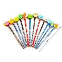 Wholesale Number 2 Personalized Colored Pencils With Eraser For kids from china suppliers