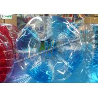 Wholesale TPU / PVC Inflatable Bumper Ball Body Zorb Ball For Kids And Adults from china suppliers