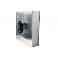 Wholesale Cleanroom Terminal HEPA Filter Housing Cassette H13/ H13 HEPA Filter Boxes from china suppliers