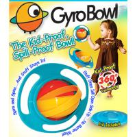 Wholesale Gyro Bowl Non Spill Snack Bowl as seen on tv from china suppliers
