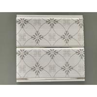 Wholesale Fire Resistant Pvc Wall Cladding Flat Board , 250mm Width Ceiling Panels Bathroom from china suppliers