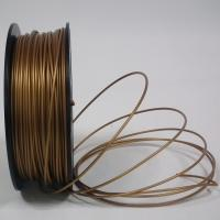 Wholesale Biodegradable PLA 3D Printer Filament 1.75mm Red / Purple On Plastic Rods from china suppliers