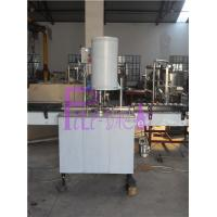 Wholesale Industrial Can Filling Line , Juice Tin Can Washer Rinser Machine from china suppliers