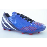Wholesale Custom Made Mens Football Boots / Outdoor Soccer Cleats Waterproof from china suppliers
