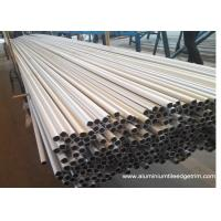 Wholesale Weather Resistance Round Aluminum Extrusion Profiles 6061 6063 7075 Anodized Silver from china suppliers