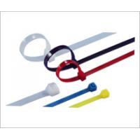Wholesale Releasable Nylon Industrial Cable Ties Multi Colored For Wire Locking from china suppliers