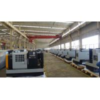 China Conventional CNC Lathe Machine / Metal Turning Machine 380V on sale