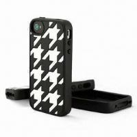 Wholesale PC + TPU Cases for iPhone 4/4S, Available in Various Colors, Case Designed with Flying Birds Style from china suppliers