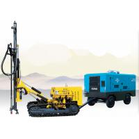 Wholesale Portable Crawler Medium Wind Pressure Rock Drilling Machine 25m from china suppliers
