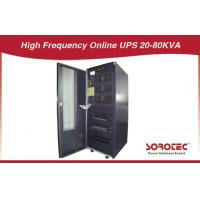 Best Three - phase IGBT rectifier online twin - chiannel line input 110V UPS 30KVA / 24KW wholesale