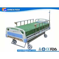Wholesale GT-BM1102 4-Crank Adjustable  Manual Hospital Bed Golden Supply from China from china suppliers