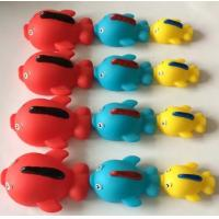 Wholesale Rubber Natural Rubber Baby Toys,Sea Creature Bath ToysWith Magnetic Connectors from china suppliers