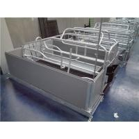 China Customized Design Pig Farrowing Crate Comfortable Environment For Piglets for sale