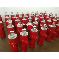 Wholesale telescopic single-acting hydraulic cylinder for tipper from china suppliers