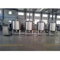 Wholesale Automatic Yogurt Production Line 1000L 2000L Special Design KQ-Y-2000L from china suppliers