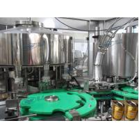 Quality Beer Can Filling Line for sale