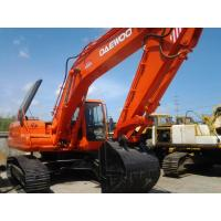 Wholesale Used Original Korea DH220LC Hydraulic Crawler Excavator from china suppliers