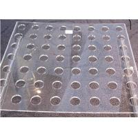China China OEM customized acrylic product fabrication service, cnc laser cutting acrylic sheet block supplier on sale