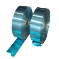 Wholesale Blue Hydrophilic Aluminum Foil For Air Conditaioner AA8011/ AA3102 Thickness 0.1 mm from china suppliers