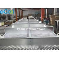 Wholesale High Efficiency Refrigeration Heat Exchanger , Finned Tubes Heat Exchanger from china suppliers