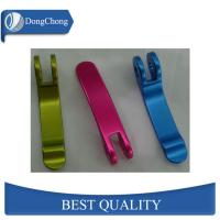 China Aluminium Machined Components With Black Or Colorful Hard Anodized Finish on sale