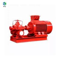 China Mobile Single Stage Horizontal Fire Fighting Equipment Water Pump for Park for sale