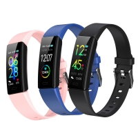 Wholesale Multiple Sports Mode 160x80 Smart Bluetooth Wristband from china suppliers