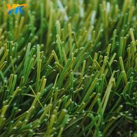 Buy cheap Natural Looking Grass Carpet Green Fire Resistant Artificial Wall Turf from wholesalers