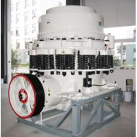 Wholesale Government Specified Hydraulic Cone Crusher, Symons Cone Crusher from china suppliers
