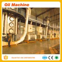 Wholesale 50-600 TPD ISO approval machine to make peanut oil / groundnut oil extraction machine from china suppliers