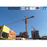 Wholesale 48m lifting height QTZ200(7020) tower crane for construction site from china suppliers