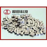 Best 95% W Class 3 High Gravity Tungsten Alloy Cube 2.8mm for Military Defense and Counterweight wholesale