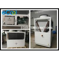 Simple Structure Air Cooled Condenser / Walk In Cooler Condensing Unit 23A for sale