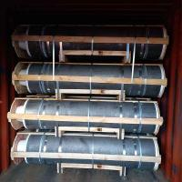China Ladle furnace Graphite Electrodes for sale