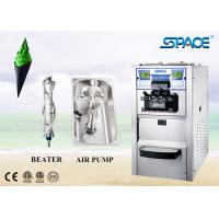 Commercial Countertop Soft Serve Freezer Ice Cream Maker For Restaurant for sale