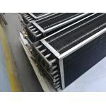 China Titanium Dry Cooler Titanium tube dry cooler Titanium air cooled condenser for sale
