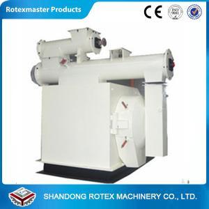 Wholesale Horizontal Ring die Animal Feed Pellet Machine 55 ke power large capacity from china suppliers