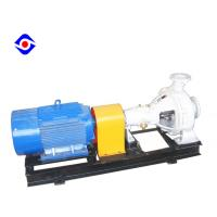 High Concentration Single Stage Industrial Process Pumps 1450rpm for Relative Density Liquid for sale