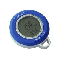Wholesale Outdoor digital compass with barometer, altimeter, weather forecast SR108 from china suppliers