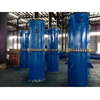 Wendel enamel and baos steel Glass Lined Equipment , Glass lined column