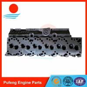 Wholesale CUMMINS 6BT Cylinder Head C3934747 C3930933 C3938656 C3934746 for Komatsu excavator PC200-6 PC200-7 from china suppliers