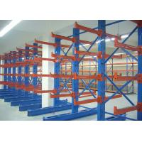 Warehouse Steel Structural Cantilever Storage Racks for Tubular Material
