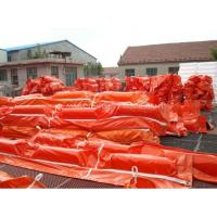 PVC Floatation Oil Containment Boom oil absorbent boom