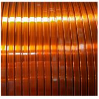 Wholesale 120 Class Polyvinyl Acetal Enamelled Copper Winding Wire Self - Adhesive Flat from china suppliers