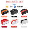 CE Elm327 Android Car Scanner Bluetooth Autel Bosch Ancel Obd2 Diagnostic Machine for sale