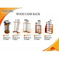 Wholesale Wood Cane Rack from china suppliers