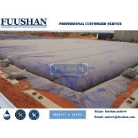 Fuushan 2000 L Plastic Coated Fabric Pillow Water Tanks for sale