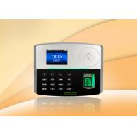 China Fingerprint Access control System with Id card reader,  Internal POE function for sale