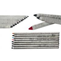 Wholesale Recycled Newspaper Personalized Woodless Graphite Pencils For Kids from china suppliers