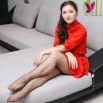 China Thin Women'S Fashion Tights Lace Fishnet Pantyhose Custom Logo for sale